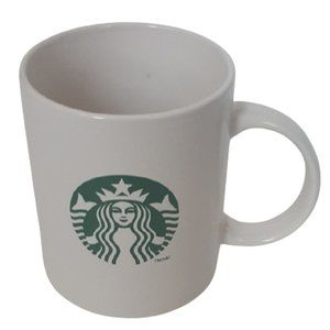 Starbucks 2012  mermaid logo small 10 oz cup mug